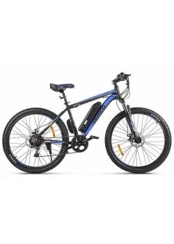 Электровелосипед Eltreco XT 600 D (Черно/Синий)