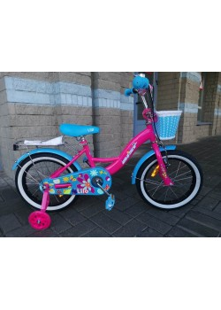 Велосипед детский Aist Lilo 16 (2021)