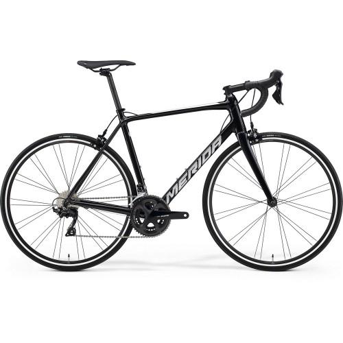 Велосипед городской Merida Scultura Rim 400 MetallicBlack/Silver(2021)