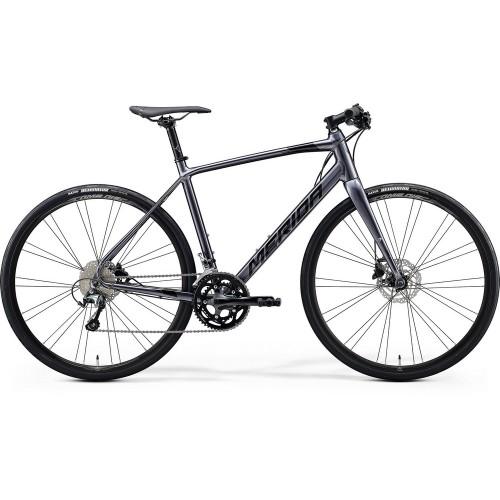 Велосипед гибридный Merida Speeder 300 Antracite/Black(2020)