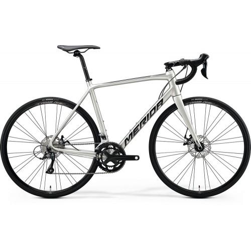Велосипед городской Merida Scultura 200 SilkTitan/Black(2020)