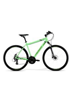 Велосипед гибридный Merida Crossway 10-D Green/Black/Green (2021)