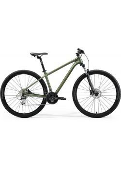 Велосипед горный Merida Big.Nine 20 MattFogGreen/MossGreen
