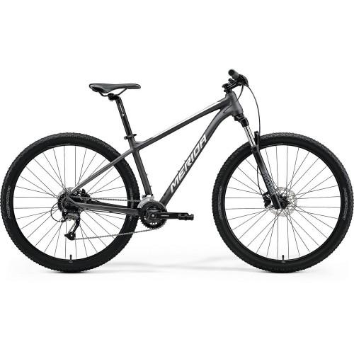 Велосипед горный Merida Big.Nine 60-3x MattAntracite/Silver