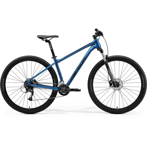 Велосипед горный Merida Big.Nine 60-3x Blue/Black