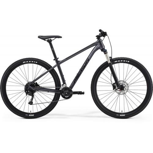 Велосипед горный Merida Big.Nine 100-3x Antracite/Black