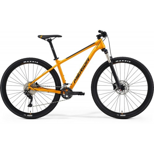 Велосипед горный Merida Big.Nine 300 Orange/Black