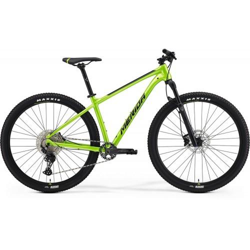Велосипед горный Merida Big.Nine 400 Green/Black