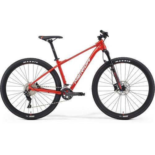 Велосипед горный Merida Big.Nine 500 RaceRed/White