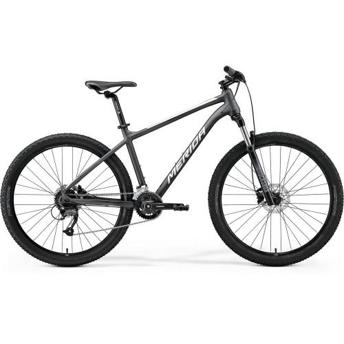 Велосипед горный Merida Big.Seven 60-3x MattAntracite/Silver