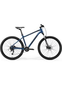 Велосипед горный Merida Big.Seven 60-3x Blue/Black