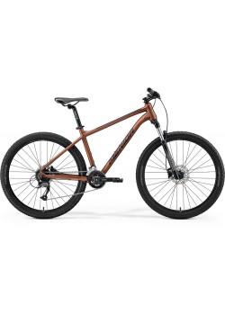 Велосипед горный Merida Big.Seven 60-3x MattBronze/Black