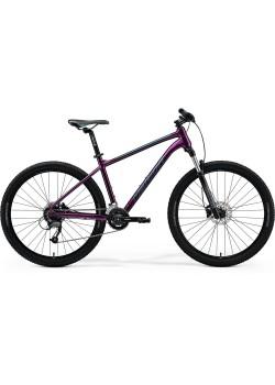 Велосипед горный Merida Big.Seven 60-3x Purple/Teal-Blue