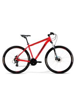Велосипед горный Merida Big.Nine 10-D (2021) Red/Black