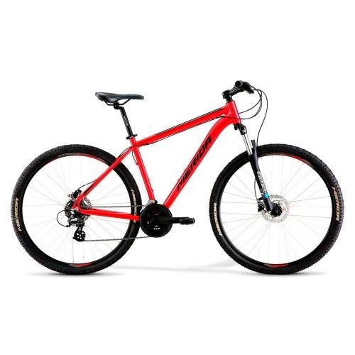 Велосипед горный Merida Big.Nine 10-D Red/Black