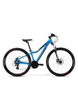 Велосипед горный Merida Matts 7.10-D Blue/Black/Orange (2021)