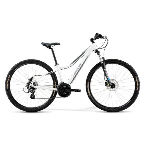 Велосипед горный Merida Matts 7.10-D White/Gray (2021)
