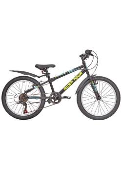 Велосипед детский RUSH HOUR 2000 V (2021) черный