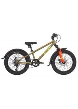 Велосипед детский RUSH HOUR XS 230 BOOST DISC (2021)