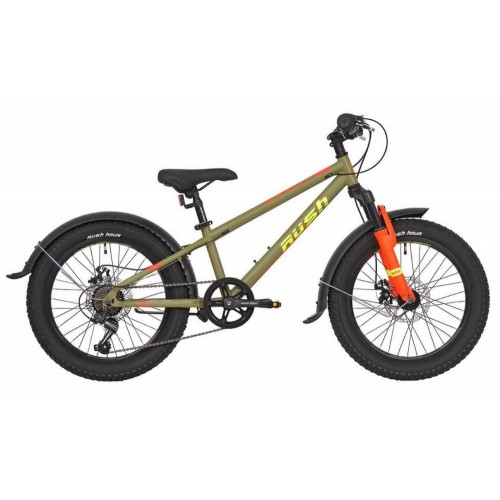 Велосипед детский RUSH HOUR XS 230 BOOST DISC