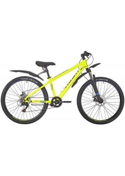Велосипед горный RUSH HOUR NX 605 DISC (2021)