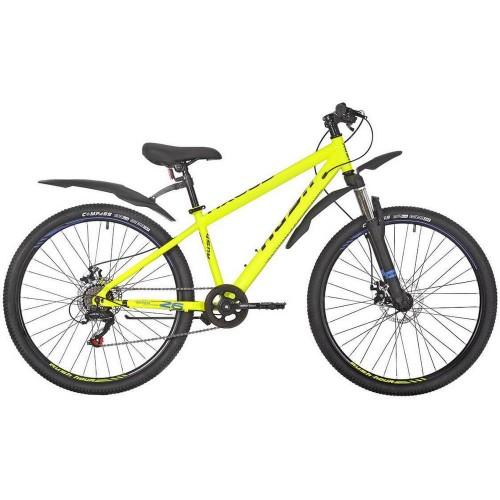 Велосипед горный RUSH HOUR NX 605 DISC