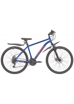 Велосипед горный RUSH HOUR 7700 DISC (2021) синий