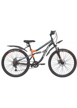 Велосипед горный RUSH HOUR FS 805 DISC (2021)