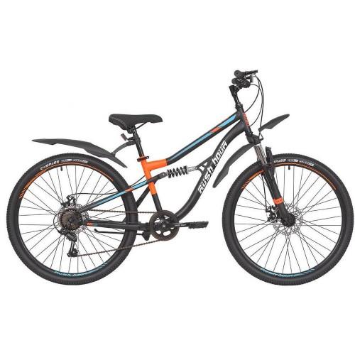 Велосипед горный RUSH HOUR FS 805 DISC