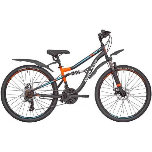 Велосипед горный RUSH HOUR FS 815 DISC