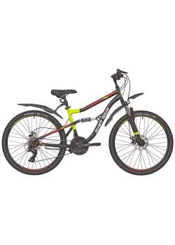 Велосипед горный RUSH HOUR FS 815 DISC (2021)