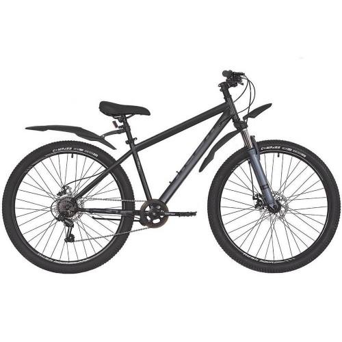 Велосипед горный RUSH HOUR NX 675 DISC Черный