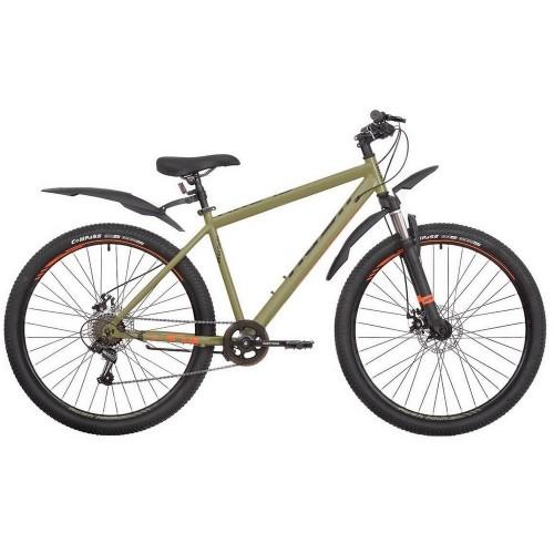 Велосипед горный RUSH HOUR NX 675 DISC Хаки