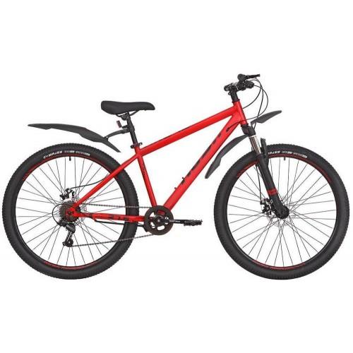 Велосипед горный RUSH HOUR NX 675 DISC Красный