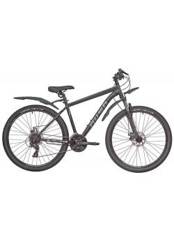 Велосипед горный RUSH HOUR RX 715 DISC (2021) Черный