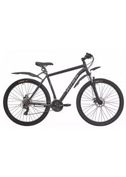 Велосипед горный RUSH HOUR RX 910 DISC (2021) Черный