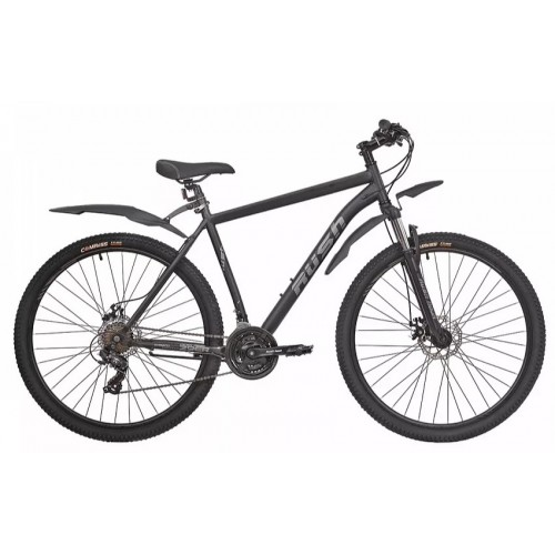 Велосипед горный RUSH HOUR RX 910 DISC Черный