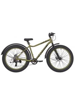 Велосипед фэтбайк RUSH HOUR TRACTION DISC (2021)