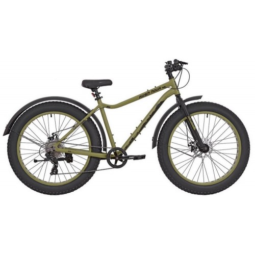 Велосипед фэтбайк RUSH HOUR TRACTION DISC