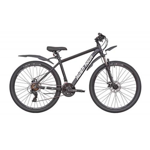 Велосипед горный RUSH HOUR XS 725 DISC Черный