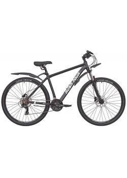Велосипед горный RUSH HOUR XS 930 DISC (2021) Черный