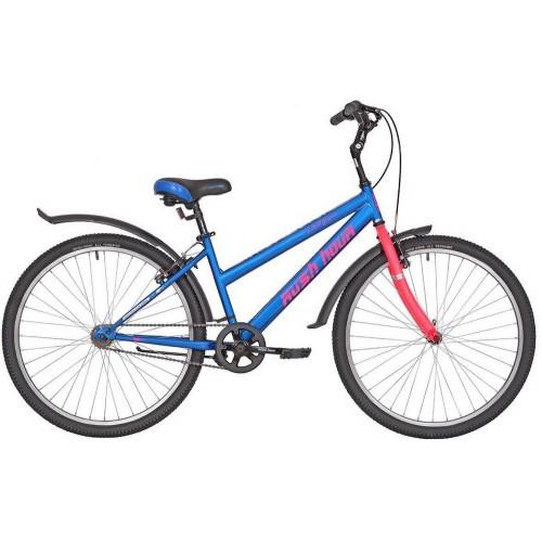 Велосипед женский RUSH HOUR LADY 500 V Синий