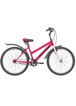 Велосипед женский RUSH HOUR LADY 500 V (2021) Красный