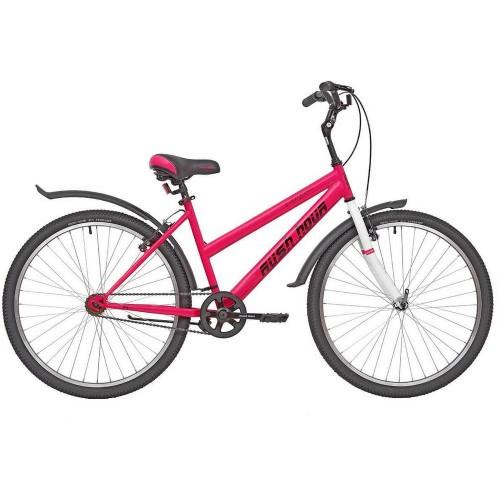 Велосипед женский RUSH HOUR LADY 500 V Красный