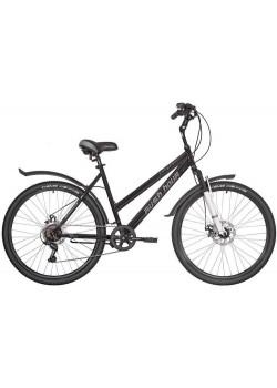 Велосипед женский RUSH HOUR LADY 505 DISC (2021) Черный