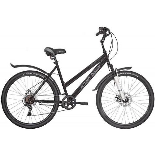 Велосипед женский RUSH HOUR LADY 505 DISC Черный