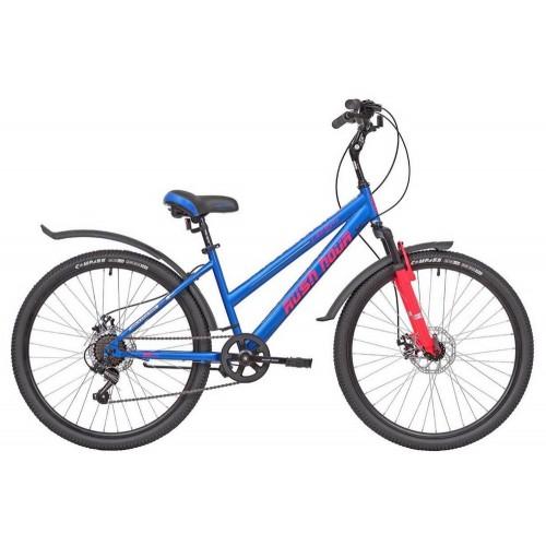 Велосипед женский RUSH HOUR LADY 505 DISC Фиолетовый