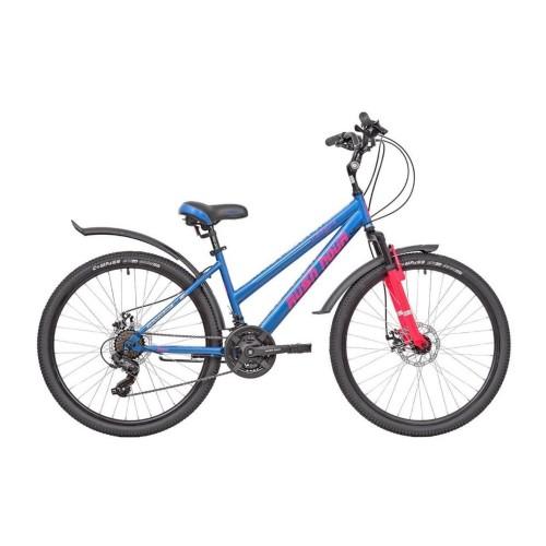 Велосипед женский RUSH HOUR LADY 515 DISC Синий