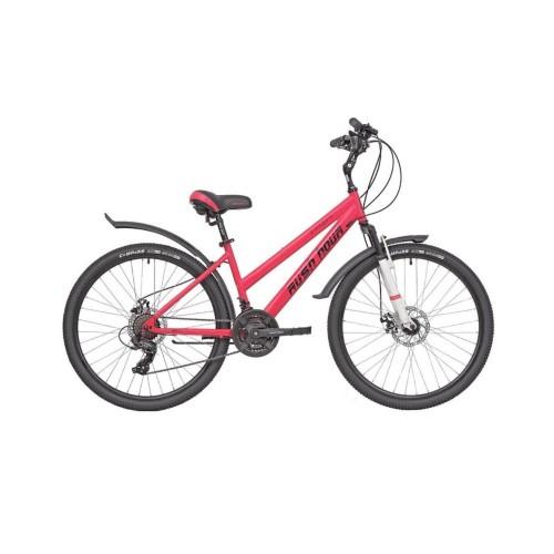 Велосипед женский RUSH HOUR LADY 515 DISC Красный