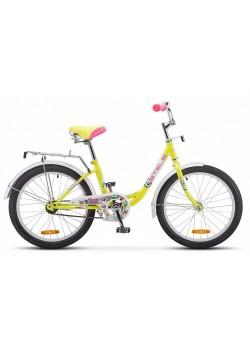 Велосипед детский Stels Pilot-200 Lady 20 Z010 (2020)